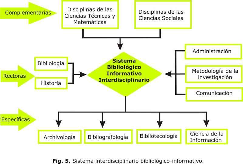 La interdisciplinariedad y la transdisciplinariedad en las ciencias ...