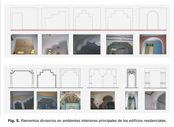 Arquitectura Art Decó en el Centro Histórico de la ciudad de ...