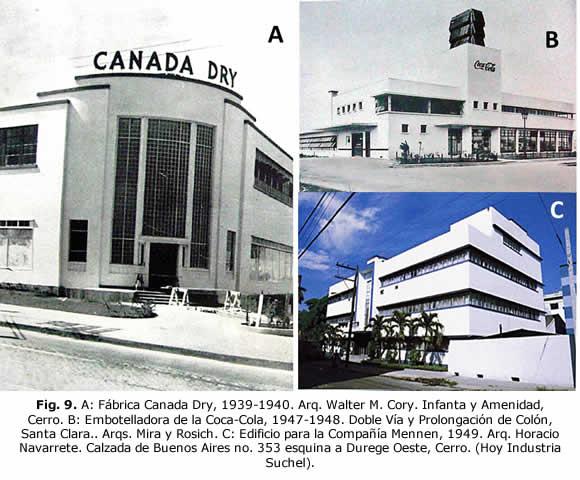 arquitectura moderna y patrimonio industrial en el