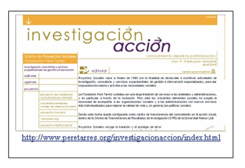 Investigaci n acci n for Accion educativa en el exterior