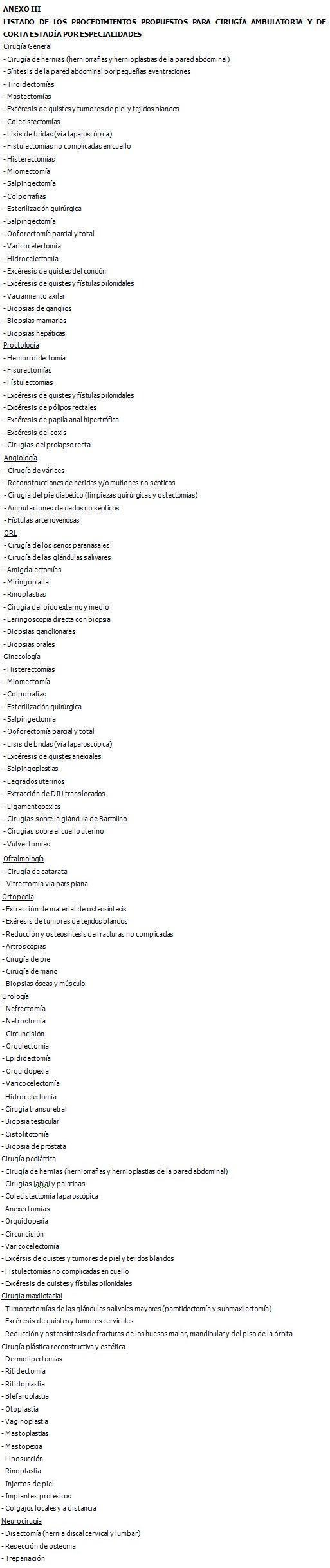 Guía de organización y procedimientos para el desarrollo de la ...